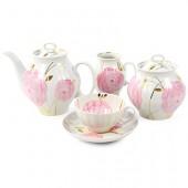 Чайный сервиз из фарфора «Весенний»