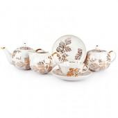 Чайный сервиз «Золотая ветка»