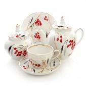 Чайный сервиз «Кизил»