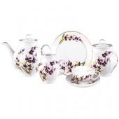 Чайный сервиз «Лаванда»
