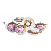 Чайный сервиз «Бал цветов»